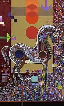 Prancer II by Bob Coonts