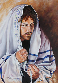 Prayer for Israel by Ilse Kleyn