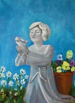 Prayer Garden by Marita McVeigh