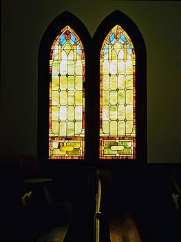 Prayer Room by Dennis Begnoche