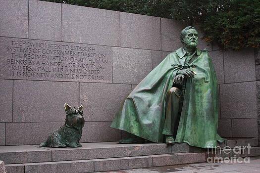 President Roosevelt by Andrew Romer