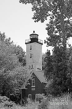 Presque Isle Lighthouse by Jay Nodianos
