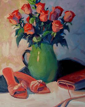 Pretty in Pink by Dianne Panarelli Miller