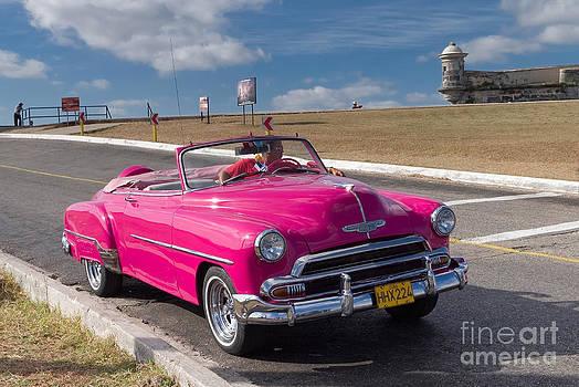 Pretty in Pink by Juergen Klust