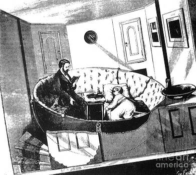 Science Source - Prevention Of Seasickness 1870