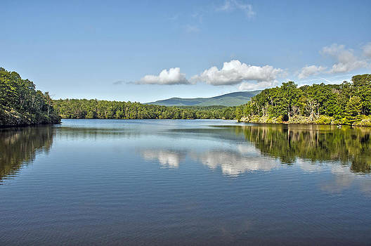 Price Lake by Allen Carroll