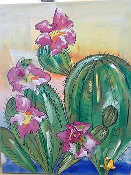 Prickly Pear by Karen Carnow