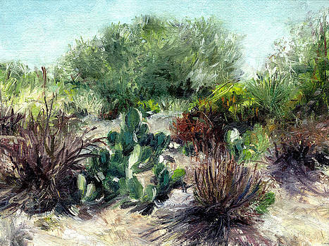 Stacy Vosberg - Prickly Pears
