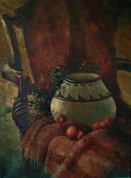 Prickly Pot by Sharen AK Harris