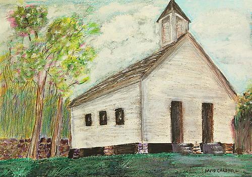 Primitive Baptist Church by David Cardwell