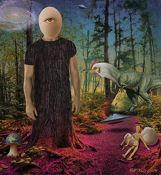Primordial Casserole by Bill Jonas