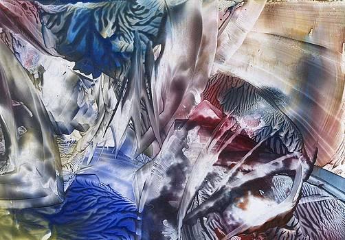 Primordial state of mind by Cristina Handrabur