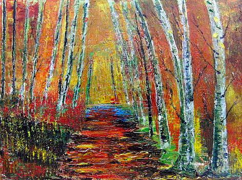 Primrose Path  by Francisco Sanchez Salas