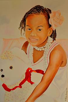 Princess Creole Heavana by Katia Creole Art