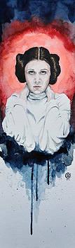 Princess Leia by David Kraig