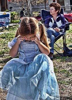 Kathleen K Parker - Princess Tears at Mardi Gras