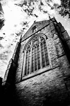 Princeton University Chapel by Theodore Lewis