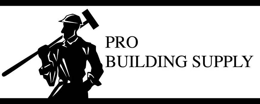 Pro Building Supply Logo by Patrick Collins