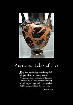 Procrustean Labor of Love by Poetic Expressions