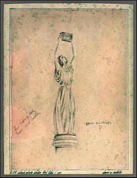 Glenn Bautista - Prof Celis Class Sketch 1963