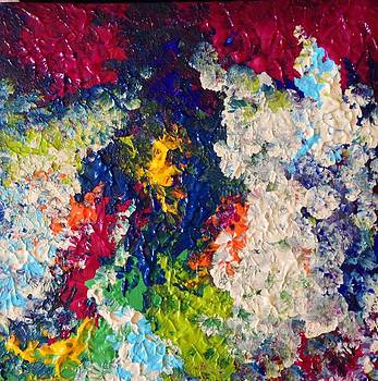 Profusion II by Anna Villarreal Garbis