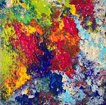 Profusion IIII by Anna Villarreal Garbis