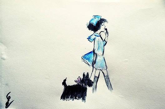 Promenade by Efharis Roun