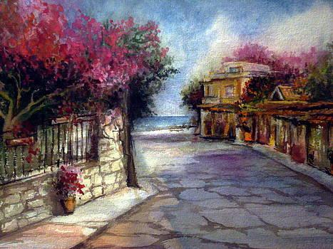 Promised Land Beauty by Mikhail Savchenko