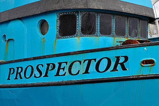 Prospector by Thomas J Rhodes