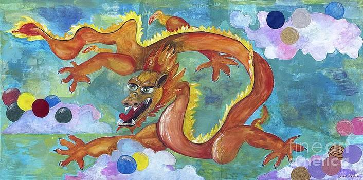 Prosperity Dragon by Shakti Chionis