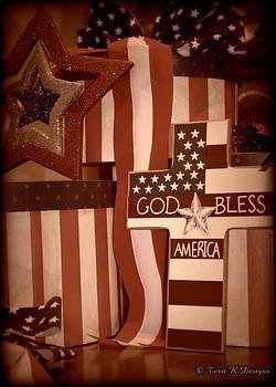 Proud American by Terri K Designs