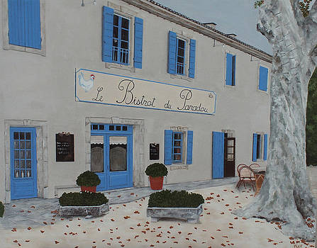 Provence Bistrot by Steven Fleit
