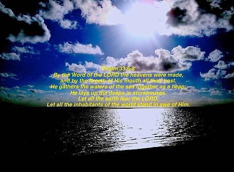 Psalm 33 by Mark Behrens