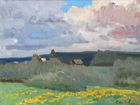 Pskov by Alexander Stolbov