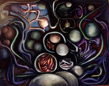 Psych by Genevieve Elizabeth