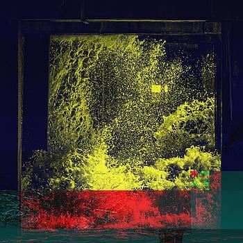 Psychedelic Abstract by Edward Khutoretskiy