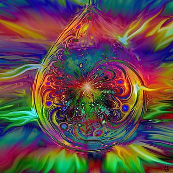 Linda Sannuti - Psychedelic Beams Of Light