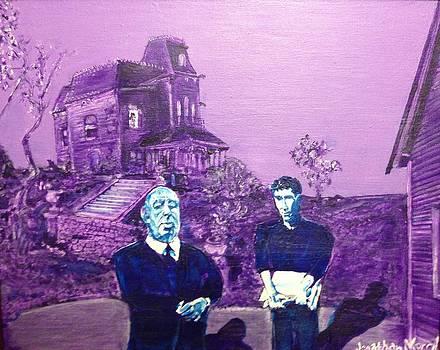 Psycho Set by Jonathan Morrill