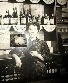 Pub Landlady by Julie Dunkley