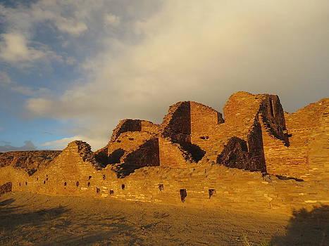 Feva  Fotos - Pueblo del Arroyo at sunset II