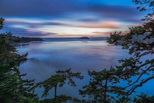 Puget Sound Picture Box-2 by Ken Stanback