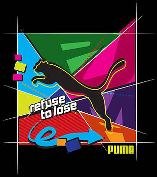 PUMA refuse to lose concept by Justo Terez Jr