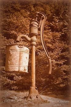 Pump by Terri K Designs