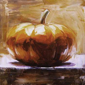 Pumpkin by Annie Salness
