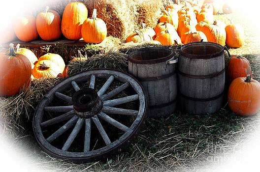 Pumpkin Display by Kathleen Struckle