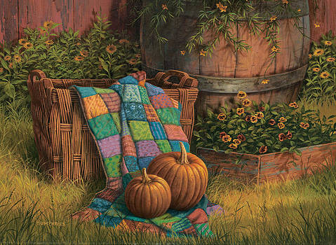 Pumpkins and Patches by Michael Humphries