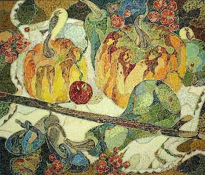 Pumpkins by Jivko Ianev