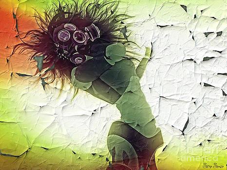 Puppet War by Sina Souza