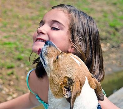 Puppy Love by Susan Leggett