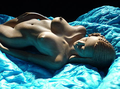 Pure Seduction by Carlos Baez Barrueto